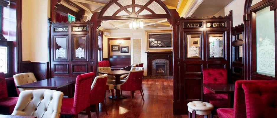 The Front Bar @ The Carraig Hotel,Carrick-on-Suir