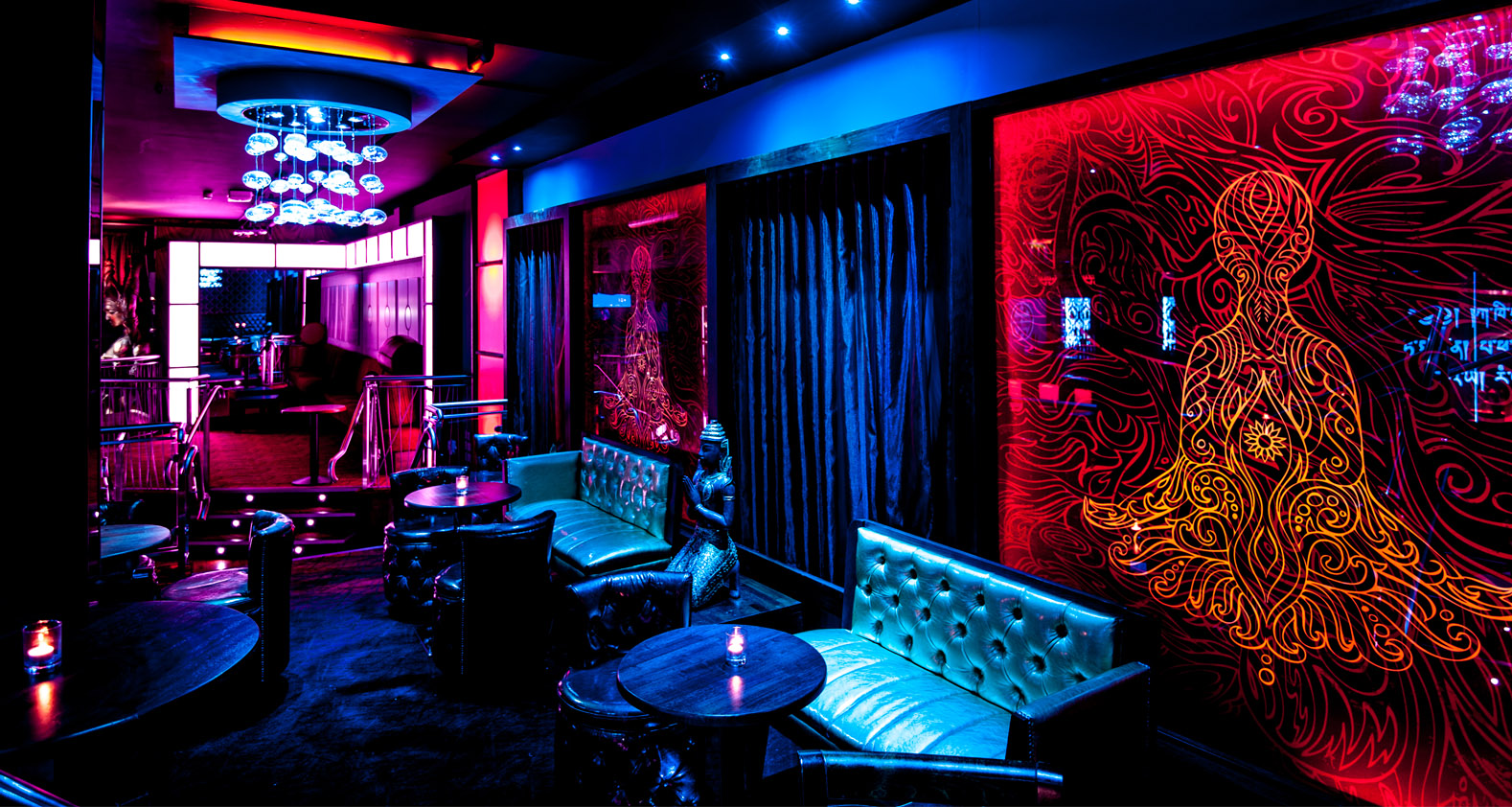 Bar Design Ireland Karma Nightclub