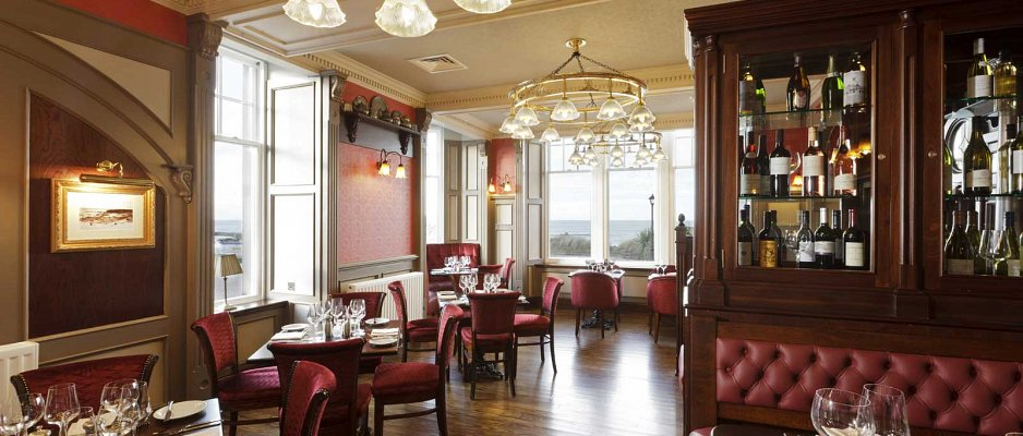 The Kintyre Club at The Ugadale Hotel Machrihanish