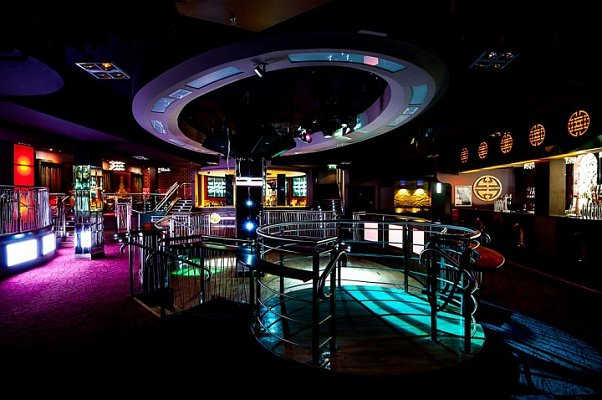 Karma Nightclub in the Prince Of Wales Hotel Athlone